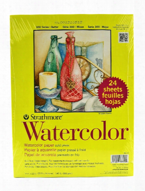 Class Packs Watercolor 9 In. X 12 In.