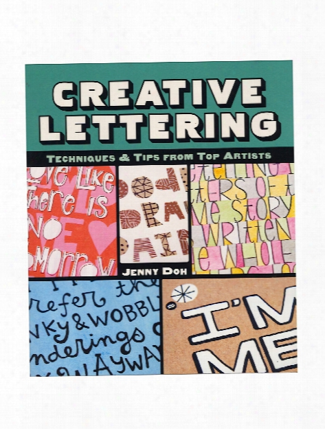 Creative Lettering Each
