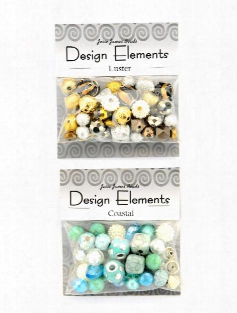 Design Elements Bead Packs Luster