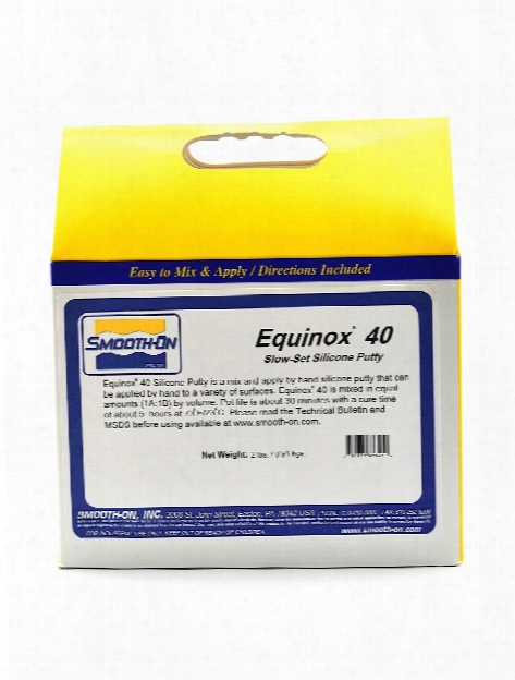 Equinox Slow Silicone Putty Kit 16 Oz.
