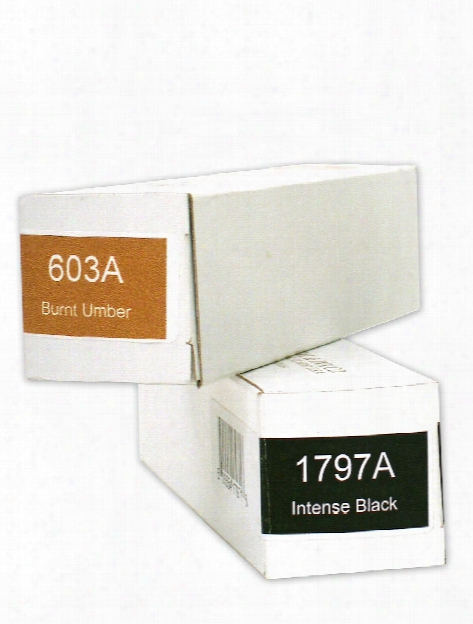 Etching & Perfection Palette Ink Intense Black 1 4 Lb.  Tube