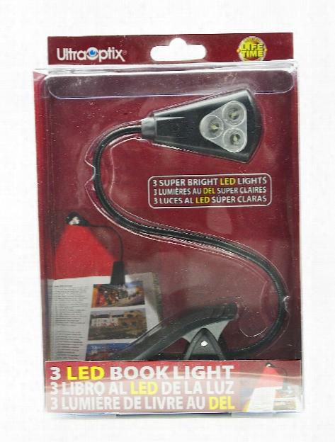 Ez-flex 3-led Book Light Each