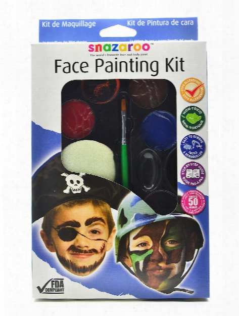Face Painting Kits Ultimate Party Pack