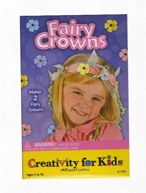 Fairy Crowns Mini Kit Each