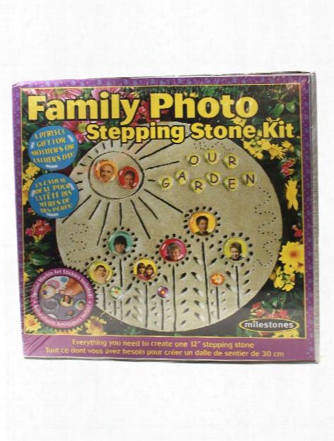 Family Photo Stone Kit Each