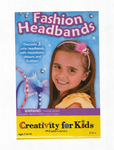 Fashion Headbands Mini Kit Each