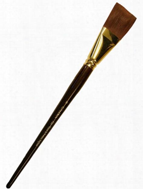 Galeria Long Handled Brushes 8 Round
