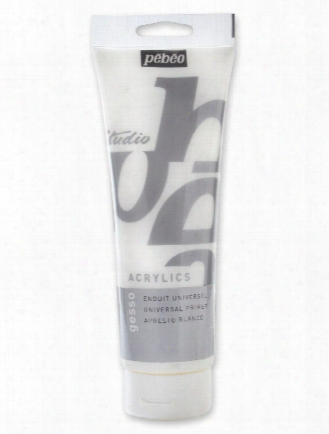 Gesso 250 Ml Tube