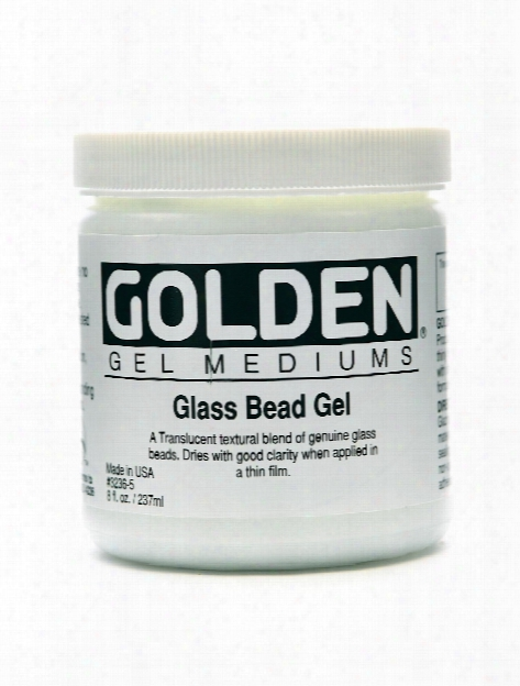 Glass Bead Gel 32 Oz.