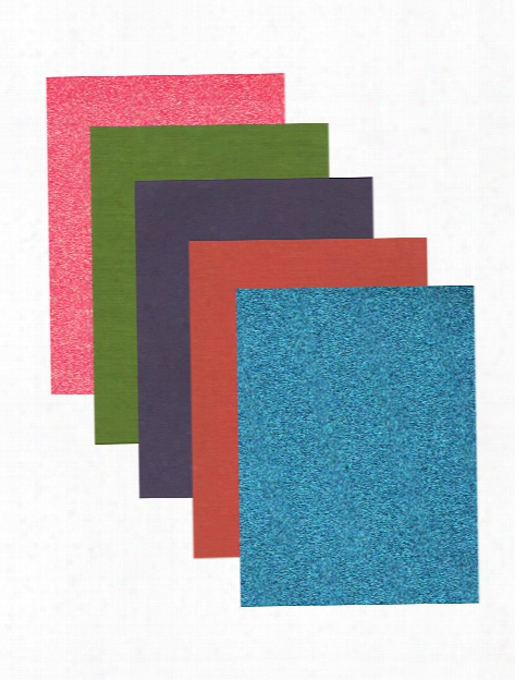 Glitter Paper Black 12 In. X 12 In. Sheet