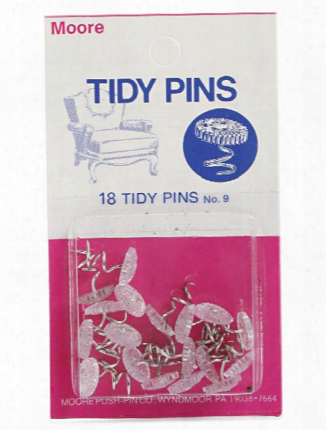 Household Hardware Tidy Twist Pin 18 Pack Pack Of 18 No. 9