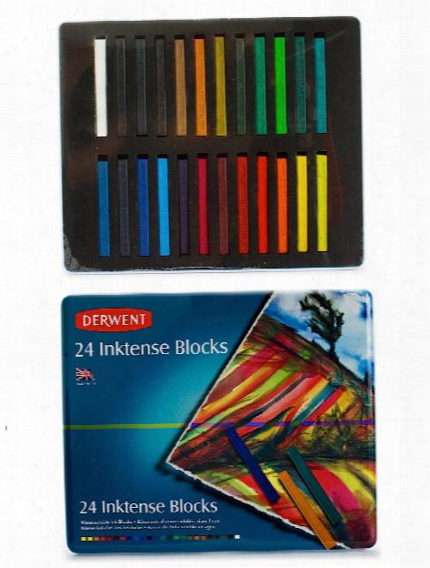Inktense Blocks Ests Set Of 36