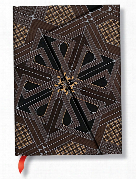 Kirikane Journals Bija Mini, 3 3 4 In. X 5 1 2 In. 176 Pages, Unlined
