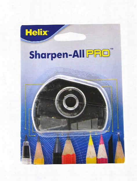 Lead Pointer And Multi-use Sharpener Each