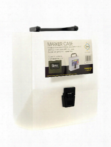 Marker Case With Insert 7 In. X 8 In. X 3 In. Each