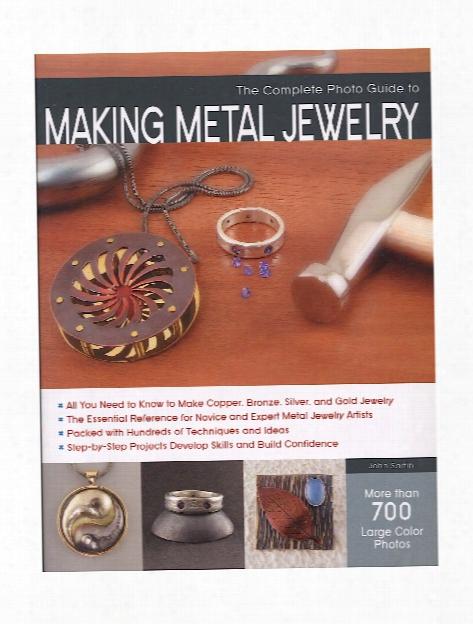 Metal Jewelry Making Each