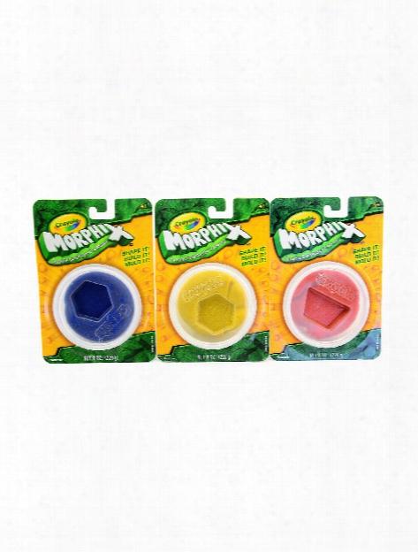 Morphix 8 Oz. Tub Yellow