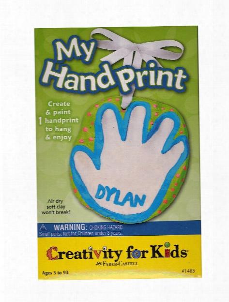 My Handprint Mini Kit Each
