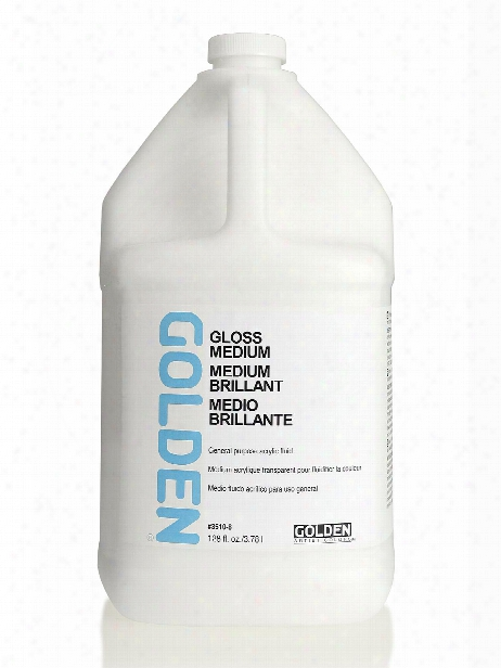 Polymer Medium Gloss 32 Oz.