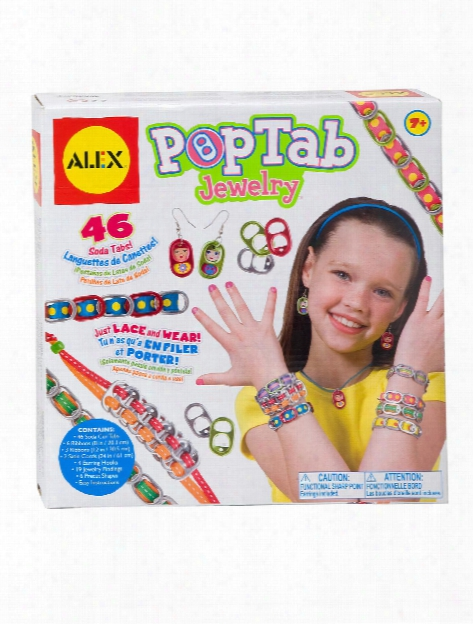 Pop Tab Jewelry Kit Each