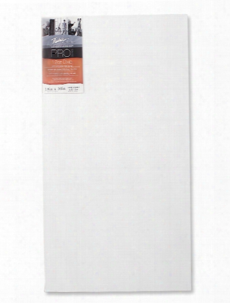Pro Series Stretched Canvas 18 In. X 36 In.