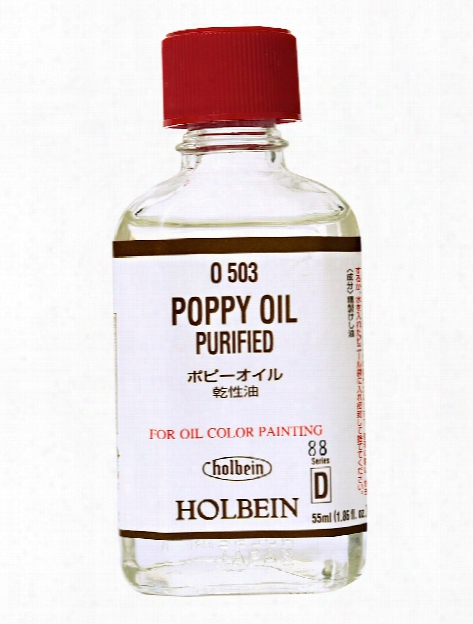 Purified Poppy Oil 55 Ml