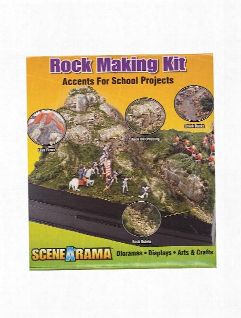 Rock Making Kit Each
