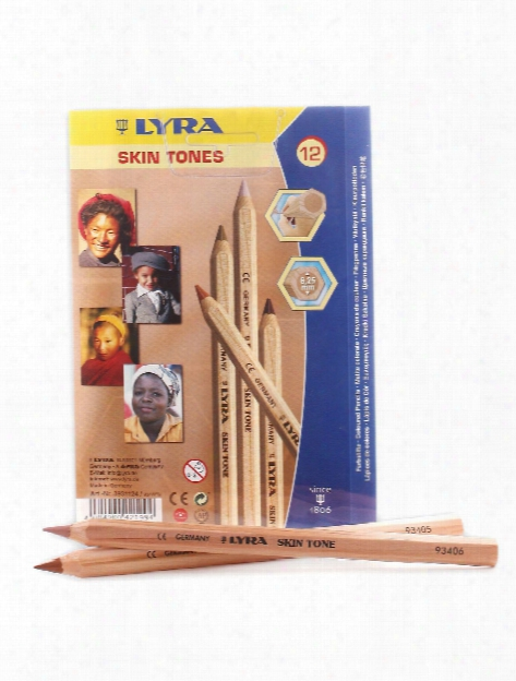 Skin Tone Colored Pencils Pencil Set