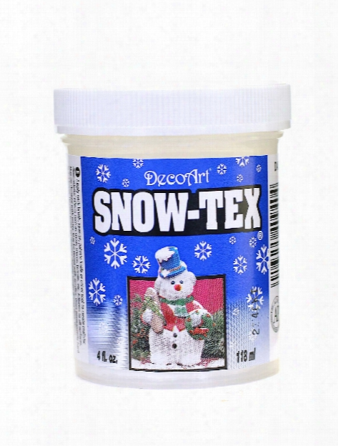 Snow-tex 4 Oz.
