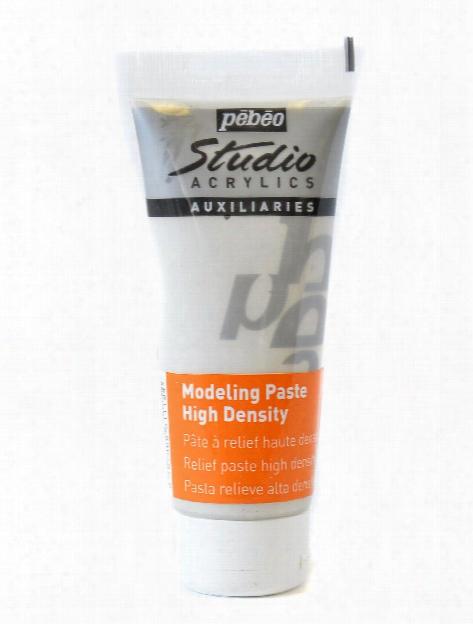 Studio Acrylics Modeling Paste High Viscosity 250 Ml Jar