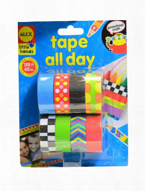 Tape All Day Pack Of 8 Rolls