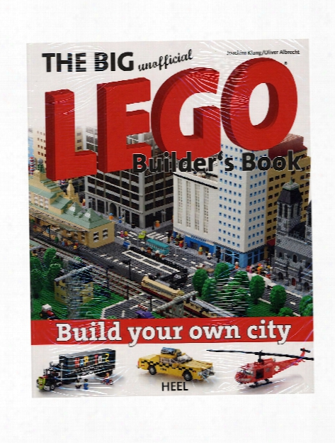The Big Unofficial Lego Builder's Book Each