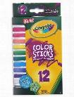 Colored Pencil Color Sticks set of 12