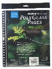 Polyglass Pages 8 1 2 in. x 11 in. vertical pack of 10