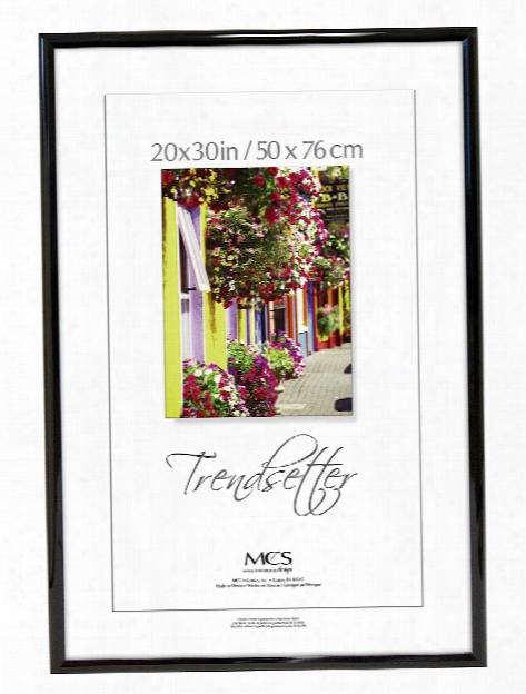 Trendsetter Poster Frames Black 11.75 In. X 36 In.