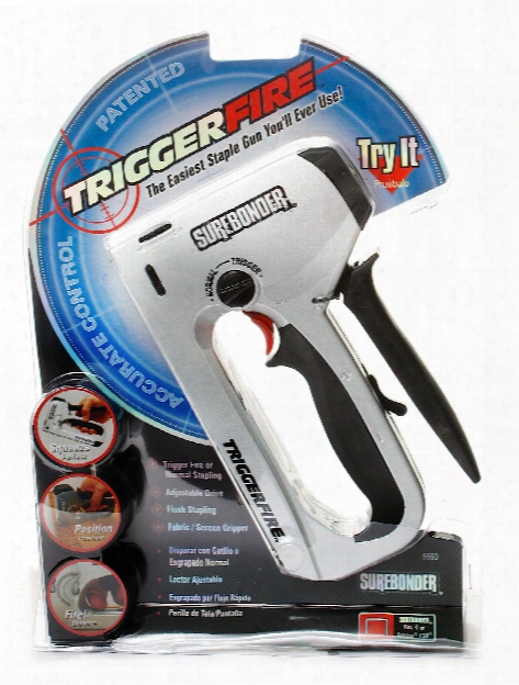 Trigger Fire Heavy Duty Staple Gun Staple Gun