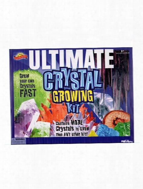 Ultimate Crystal Growing Kit Each