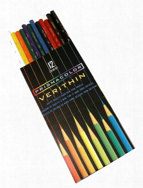 Verithin Colored Pencil Sets Set Of 36