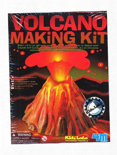 Volcano Making Kit Each