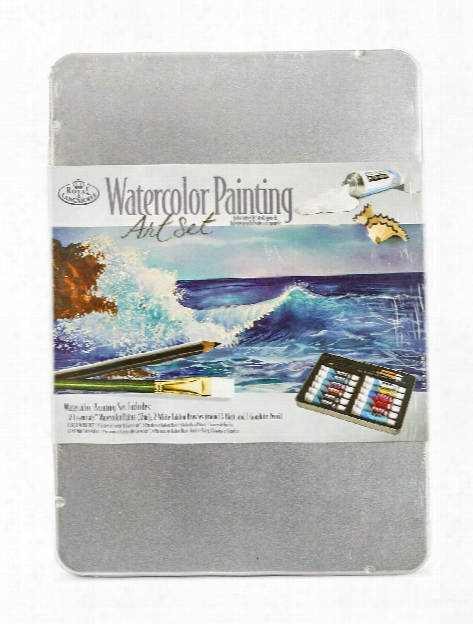 Watercolor Painting Art Set Each