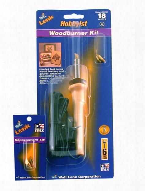 Woodburner Kits Super-pro Woodburning Kit