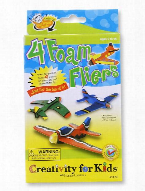 4 Foam Fliers Mini Kit Each