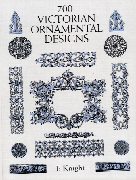 700 Victorian Ornamental Designs Each