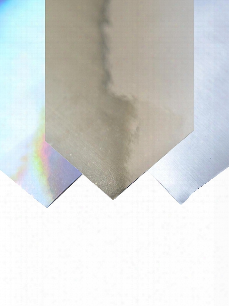 Adhesive Vinyl Sheets 12 In. X 24 In. Metallic Brushed Gold