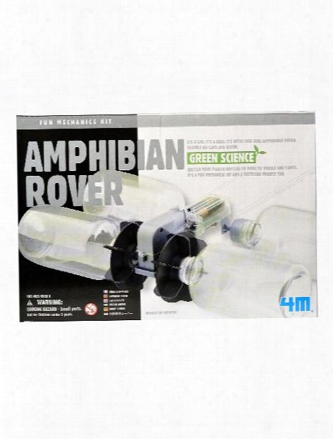 Amphibian Rover Kit Each