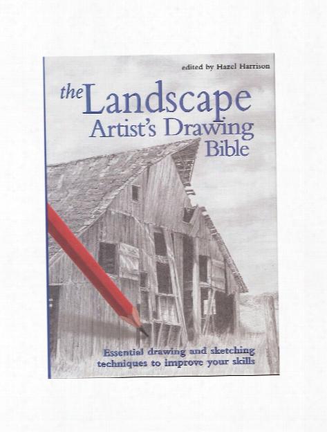 Artist's Bible Series Landscape Artist's Drawing Bible