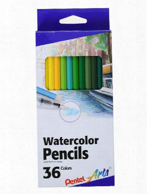 Arts Watercolor Pencils Set Of 12