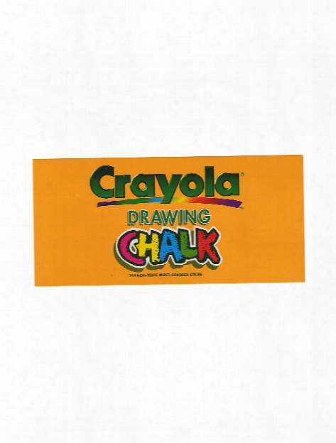 Assorted Colors Drawing Chalk Box Of 144
