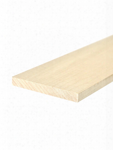 Basswood 1 32 In. X 1 4 In. 24 In.