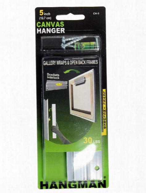 Canvas Hanger 5 In. 20 Lb.